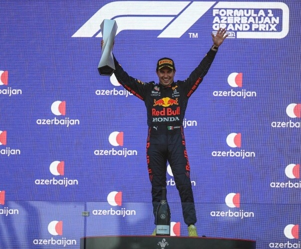 Formula 1 yarışının qalibi pilot Maks Ferstappen olub-FOTOLAR