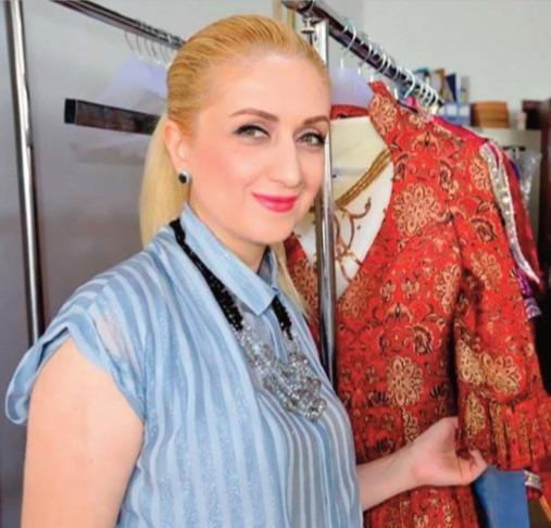Modelyer  Gülnarə Xəlilova