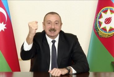 """Prezident: """"Hər kəs gücümüzü gördü"""""""